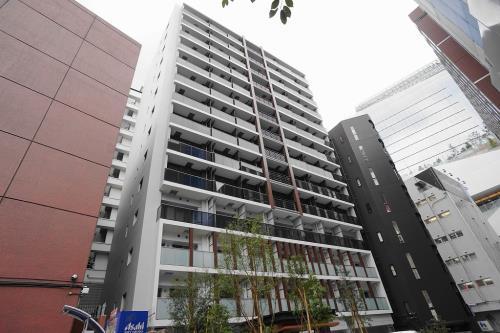 Exterior of The Park House Urbans Shibuya