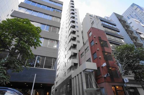 Exterior of アリビオ東京八重洲