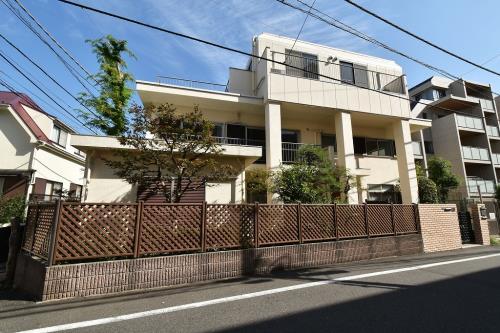 Exterior of Kougai Heights