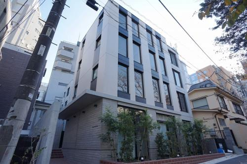 Exterior of SOU Meguro