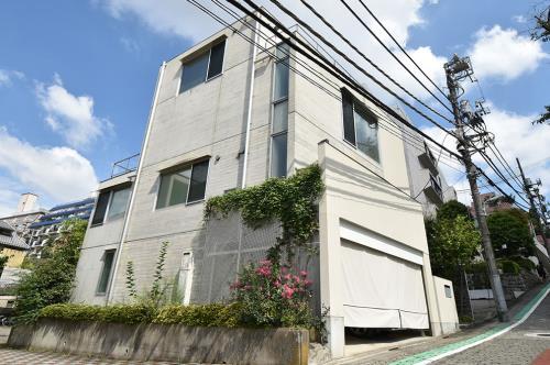 Exterior of Mita Residence