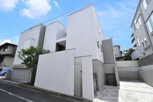 Exterior of コスモポリタン柿の木坂2丁目