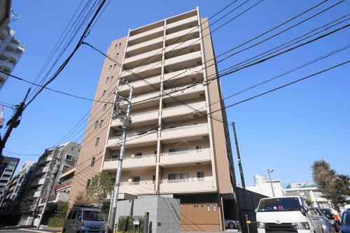 Exterior of The Class Minamiazabu