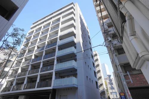 Exterior of Dimus Nihonbashi Suitengu