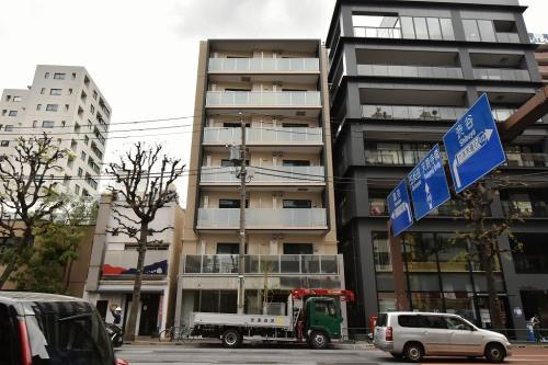 Exterior of Brume Nishi-azabu