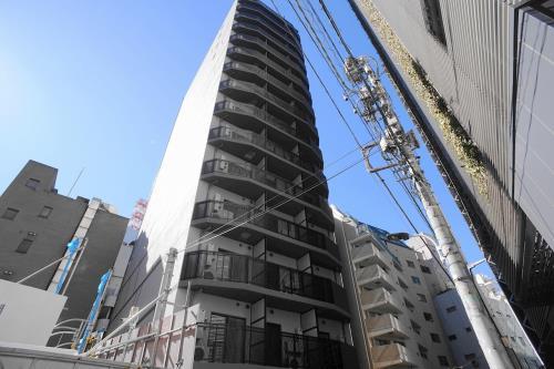 Exterior of Park Axis Akasaka Sanno