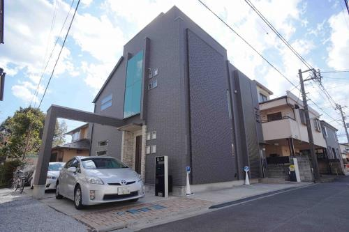 Exterior of The House Cacao調布