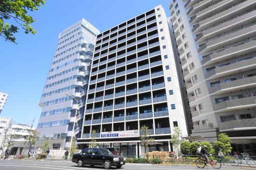 Exterior of プラウドフラット西早稲田