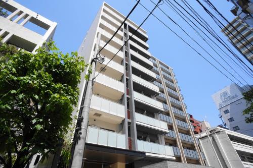 Exterior of Momon Residence Roppongi
