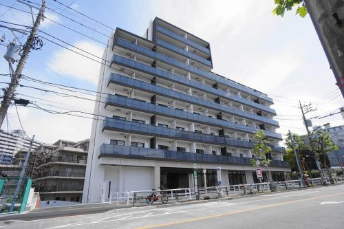 Exterior of アーバネックス大井仙台坂