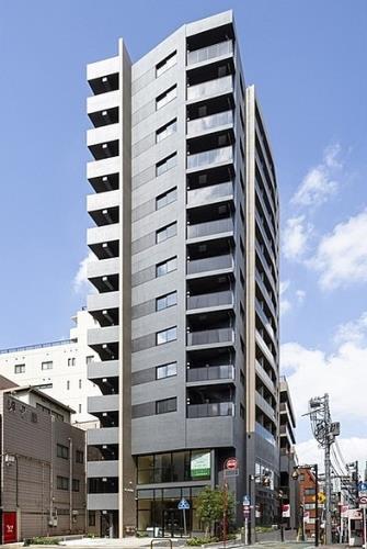 Exterior of ザ・パークハビオ本郷菊坂