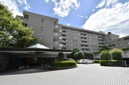 Exterior of Komazawa Garden House