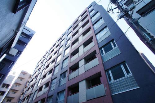 Exterior of 勝どきハイツ