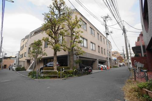Exterior of Minami-aoyama Court Hills