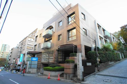 Exterior of 元麻布ガーデン