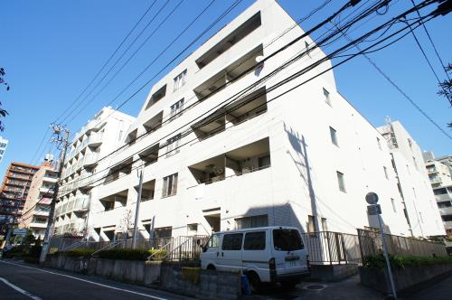 Exterior of アパートメンツ目黒行人坂