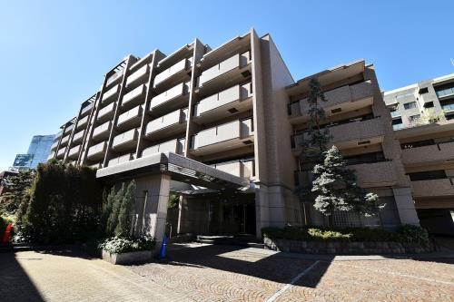 Exterior of Parkhouse Roppongi  Azabu-mikawadai