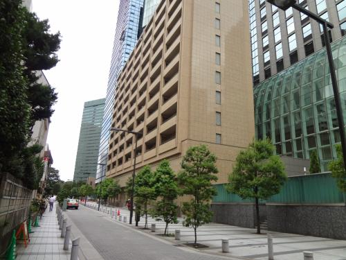 Exterior of オークコート