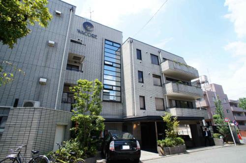 Exterior of Wacore Daikanyama