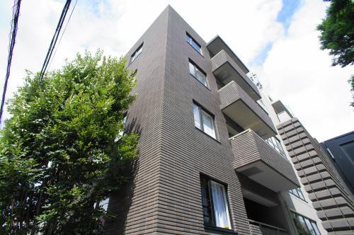 Exterior of KDX Daikanyama Residence