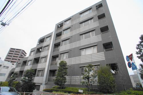 Exterior of Apartments Higashiyama
