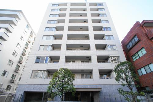 Exterior of Park Axis Minami-azabu
