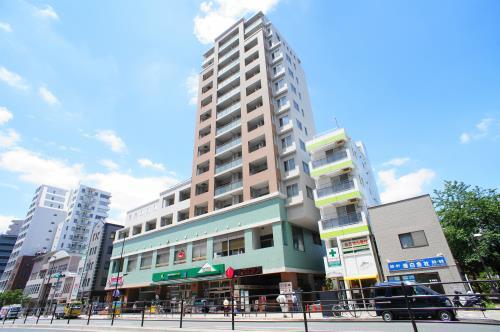 Exterior of KDX Residence Shirokane I