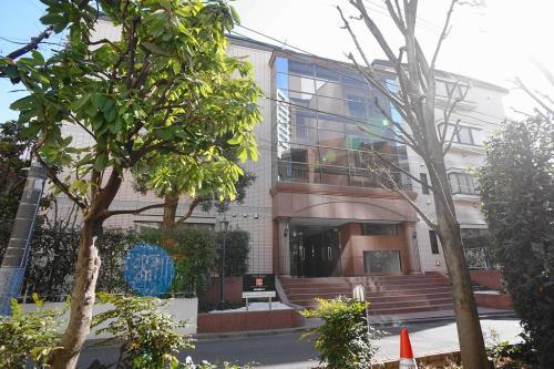 Exterior of Veloce Takanawa