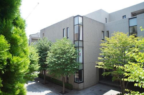 Exterior of MAJES Motoazabu Gardens