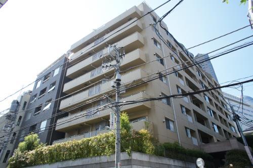 Exterior of プライマル渋谷桜丘