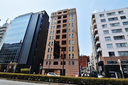 Exterior of コンフォリア三田ノース