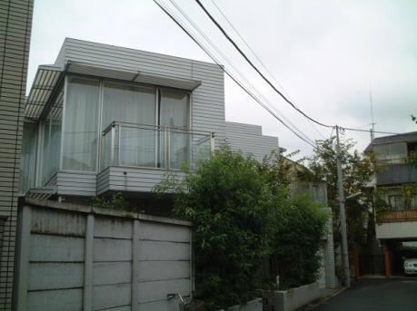 Exterior of Ikedayama East