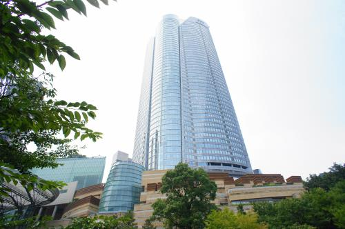 Exterior of Roppongi Hills Mori Tower