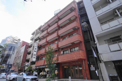 Exterior of Apartment Azabu No.10