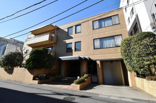 Exterior of Nishiazabu 415 Bankan
