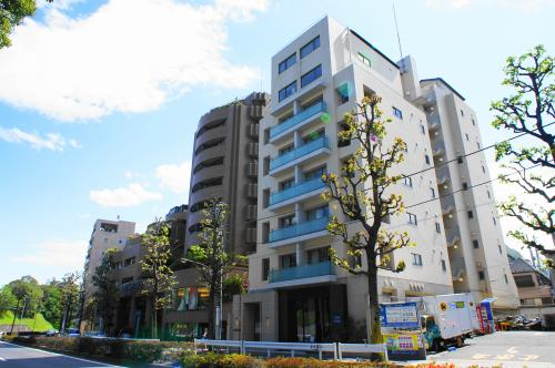 Exterior of Comforia Minami-Aoyama