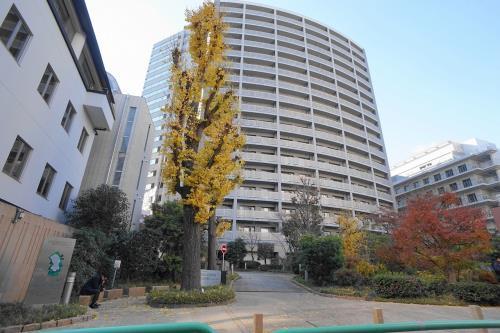 Exterior of Millennium Garden Court
