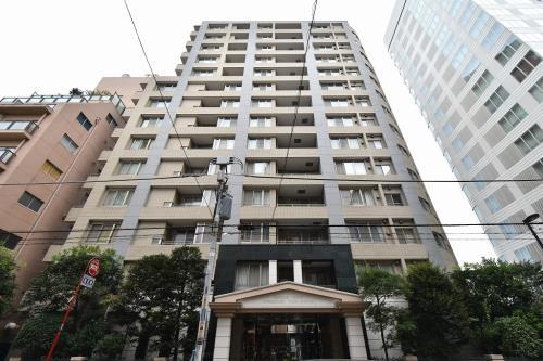 Exterior of Famile Grand Nishi-Azabu Park Avenue