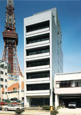 Exterior of Higashiazabu Anex