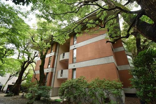 Exterior of Ichibanchi House