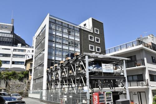 Exterior of 麻布台徳井ビル