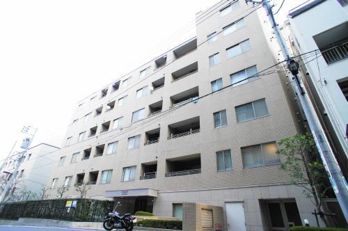 Exterior of KDX Residence Hanzomon