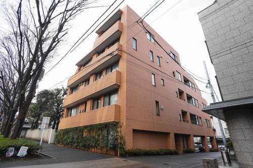 Exterior of テラス笄町