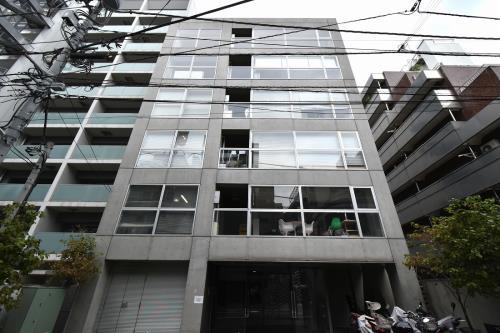 Exterior of パークアクシス渋谷