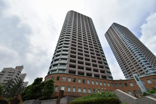 Exterior of シティフロントタワー