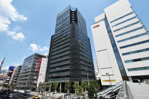 Exterior of 浜松町スクエア Studio