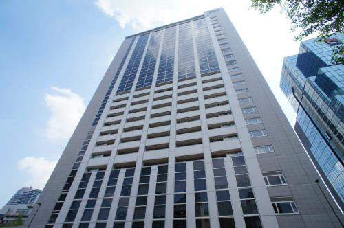 Exterior of HOLLAND HILLS MORI TOWER RoP