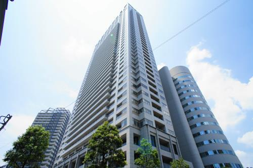 Exterior of Plaza Tower Kachidoki