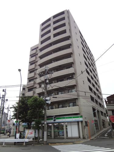 Exterior of パークテラス恵比寿