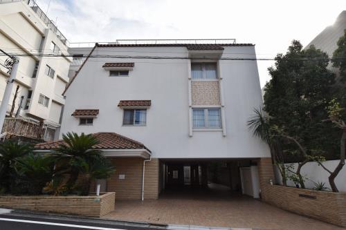 Exterior of Meguro Pleasant Homes